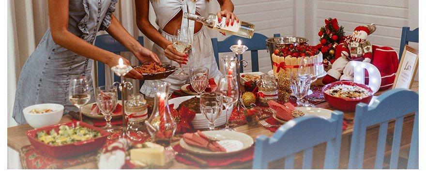 Dicas de ouro para montar a mesa de Natal perfeita