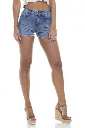 dz6275 shorts pin up zoom frente