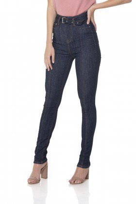 dz2843 calca jeans skinny hot pants cinto de jeans denim zero frente 02 prox