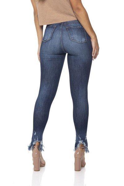 c76295fdc266c ... dz2844 calca jeans skinny cigarrete hot pants denim zero costas prox ...