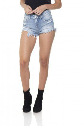dz6287 shorts jeans young barra desfiada denim zero frente prox