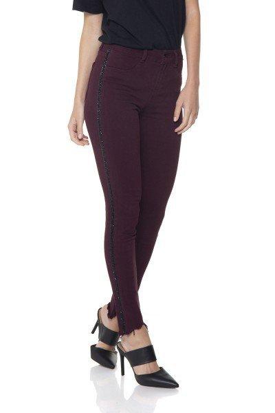 dz2868 calca jeans skinny media cigarrete passion denim zero frente prox