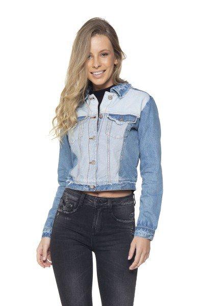 dz9085 jaqueta cropped jeans denim zero frente prox