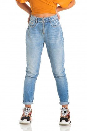 dz2845 calca jeans feminina mom denim zero frente prox