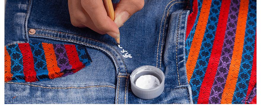 Como customizar seu jeans para o Lollapalooza