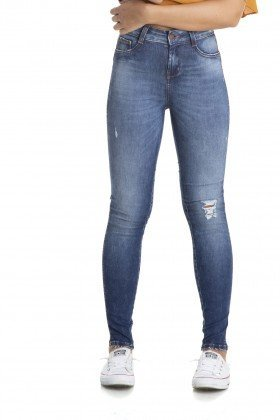 dz2921 calca skinny media cigarrete puidos denim zero frente crop