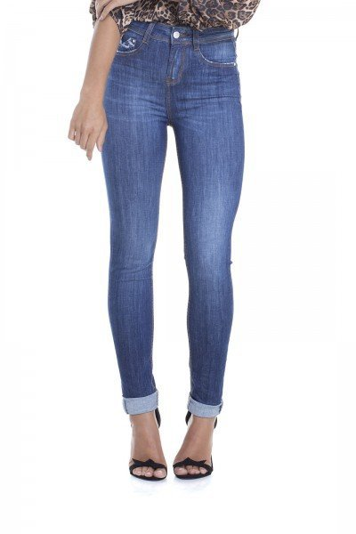 dz2899 calca skinny media denim zero frente crop