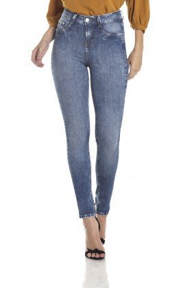 dz2976 calca skinny media cigarrete estonada frente crop denim zero