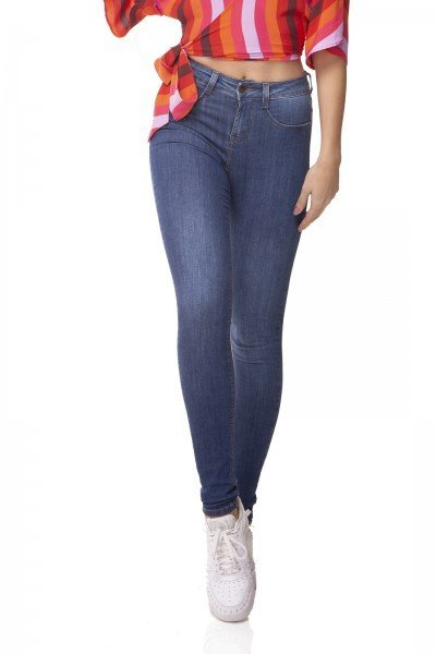 dz2959a calca jeans skinny media jeans medio denim zero frente01 prox