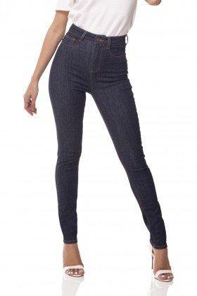 dz3074 calca jeans skinny cintura alta hot pants escura denim zero frente 01 prox
