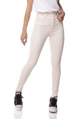 dz3077 a calca jeans skinny cintura alta hot pants off white denim zero frente 02 prox