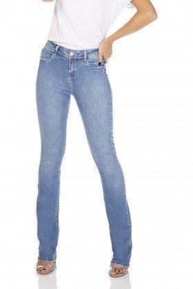 dz3062 calca jeans feminina boot cut clarinha denim zero frente 01 prox