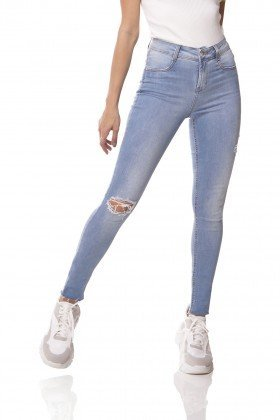 dz2998 calca jeans skinny media com rasgos denim zero frente 01 prox
