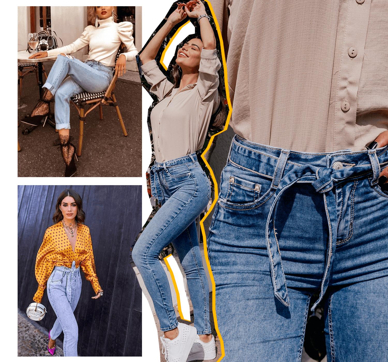 cinto jeans