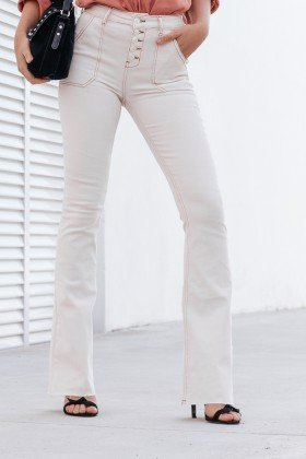dz3117 calca jeans flare media com botoes denim zero frente 02