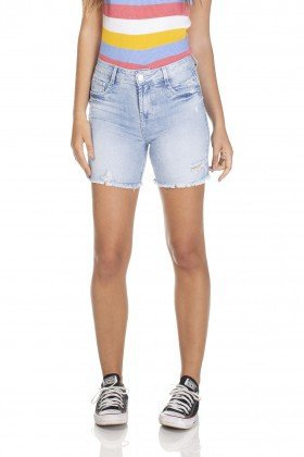 dz4029 bermuda jeans slim clarinha denim zero frente 01 prox