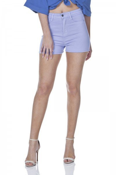 dz6326 shorts jeans pin up lilas denim zero frente prox