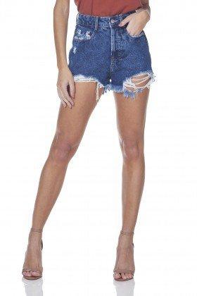 dz6318 shorts jeans setentinha denim zero frente prox