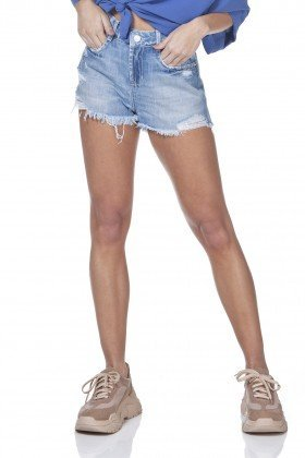 dz6321 shorts jeans young denim zero frente prox