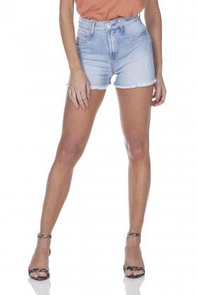 dz6315 shorts jeans pin up denim zero frente prox