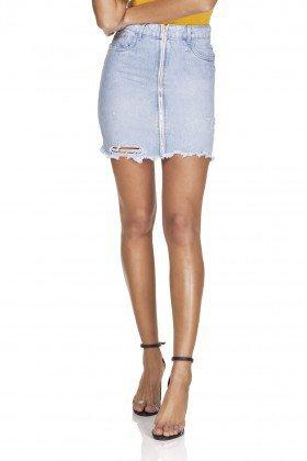 dz7114 saia jeans regular com ziper denim zero frente prox