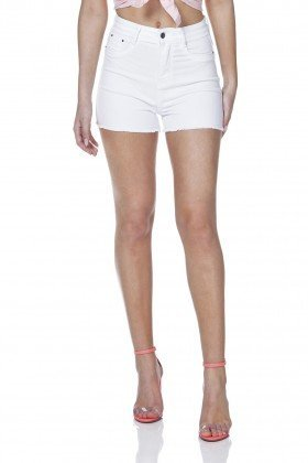 dz6327 shorts jeans pin up branco denim zero frente prox