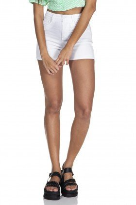 dz6343 shorts jeans pin up branco denim zero frente prox