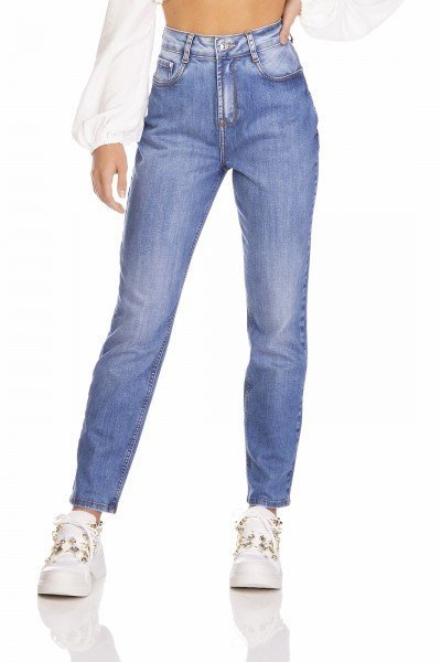 dz3260 calca jeans feminina mom fit denim zero frente prox
