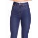 dz3258 calca jeans feminina skinny hot pants estonada denim zero frente detalhe03