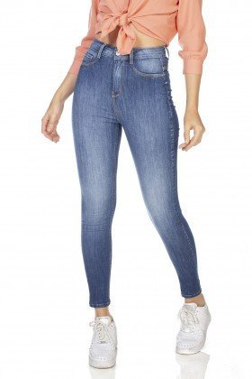 dz3227 calca jeans feminia skinny hot pants cigarrete denim zero frente prox